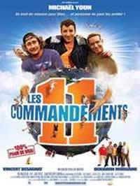 11 Parancsolat (2004), Jackass féle vígjáték / Novamov